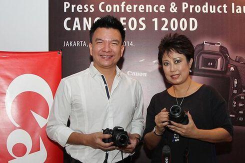 Canon Luncurkan Kamera DSLR Murah