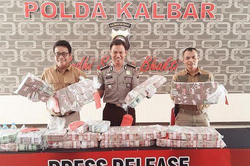 Pulang dari Sukabumi, 10 Personel Polda Kalbar Positif Corona
