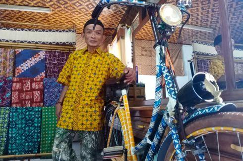 Batik Garutan Punya Ratusan Corak, Baru Satu Dipatenkan, Itu Pun oleh Warga