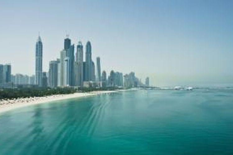 Pantai Dubai.