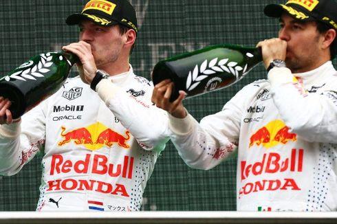 Red Bull Racing Honda Rebut Podium Ganda di F1 Istanbul