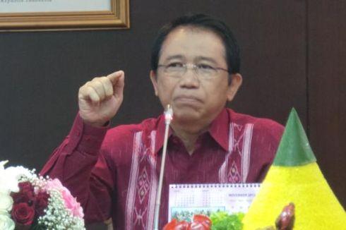 Tak Berani Terbuka, Marzuki Alie Buat Partai Saling Curiga