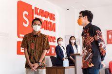 Usai Dapat Kesempatan Dialog dengan Jokowi, Asror Ikuti Pelatihan di Kampus UMKM Shopee Solo