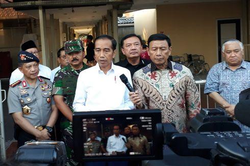 Jokowi: Aksi Teror di Surabaya Biadab...