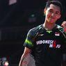 Kata Jonatan Christie soal Hadapi Axelsen di Perempat Final Thailand Open