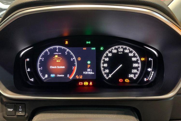 First Impression Honda Odyssey