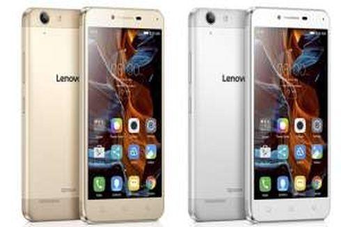 Lenovo Rilis Duo Vibe K5, Android Murah Berbahan Logam