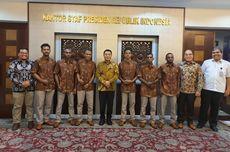 Vokasi P2TIM Bertemu Moeldoko, Cerita Kesuksesan Lulusan Vokasi Papua