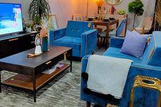 Velvety Teal, Koleksi Furnitur yang Pas untuk Hunian Minimalis