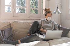 Haruskah Memakai Masker walau Sedang di Rumah?