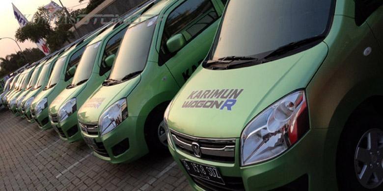 Mobil murah Suzuki siap ekspor ke negara ASEAN.