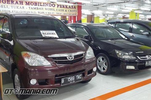 Daftar MPV Bekas Rp 120 Jutaan