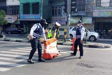Cegah Corona, Jalan Alternatif di Medan Mulai Ditutup, Kemacetan Panjang Tak Terelakkan