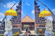 Candramaya Pool and Resort, Tempat Wisata Baru Bernuansa Bali di Klaten