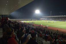 Timnas U-19 Vs Hong Kong, Jumlah Penonton Meningkat