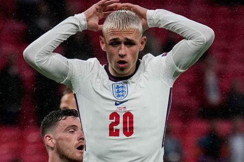 Hasil Inggris Vs Skotlandia, Three Lions Mandul di Wembley