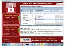 Jadi Serangan Cyber Terbesar, Berapa Jumlah Korban WannaCry?