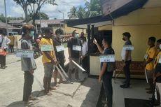 Rekonstruksi Kasus Penyerangan Pos Koramil Kisor Digelar, Mulai dari Rapat hingga Penganiayaan
