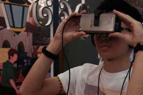 Ada Komik 360 Derajat di Popcon Asia 2016