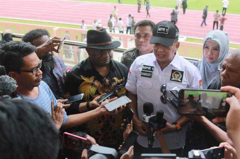 KKB Terus Berulah, Ketua MPR: Mereka Anak-anak Kita yang Perlu Dirangkul