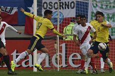 Seri Lawan Kolombia, Peru Lolos ke Perempat Final