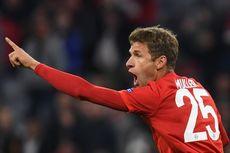 Mulai Tersisih, Thomas Mueller Isyaratkan Hengkang dari Bayern
