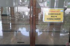 Masjid di Pancoran Gelar Shalat Jumat, Pemprov DKI: Semoga Tak Ada yang Terinfeksi