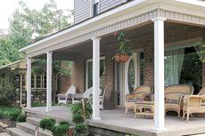 Biar Stylish, Intip 3 Dekorasi Teras Rumah