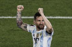 Jadi Top Skor di Amerika Selatan, Messi Dapat Penghargaan dari Federasi Sepak Bola Argentina