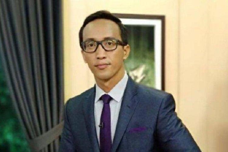 Rifai Pamone, jurnalis Metro TV yang meninggal hari ini akibat TB kelenjar