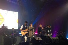 Di Konser Marcell Tujuhbelas, Marcell Ungkap Rahasia Kerap Dipanggil Om oleh RAN