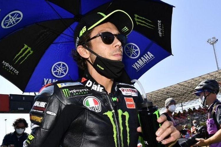Legenda hidup MotoGP, Valentino Rossi.