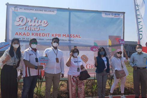 Pertama di Indonesia, Akad Kredit Rumah Dilakukan secara Drive-Thru