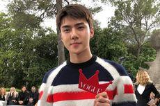 Unggah Foto di Instagram, Sehun EXO Buat Penggemar Khawatir, Kenapa?