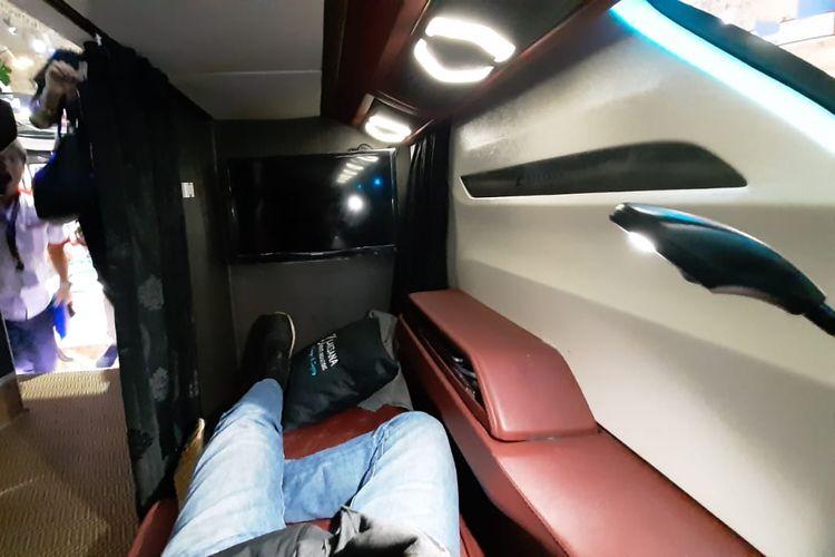 Laksana Bus Legacy SR2 Suites Class.