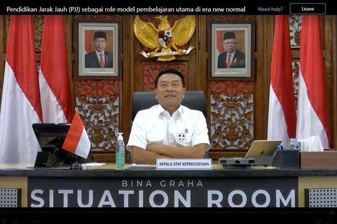 Webinar Nasional UT: PJJ Jadi