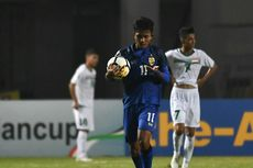 Kualifikasi Piala Asia U-19, Thailand Berpesta 21 Gol, Malaysia 11 Gol