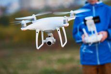 10 Teknologi China untuk Lawan Virus Corona, Drone hingga Robot Perawat