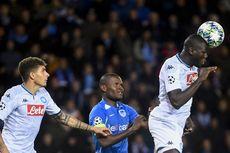 Genk Vs Napoli Imbang Ancelotti Sebut Hal Itu Bukan Tragedi