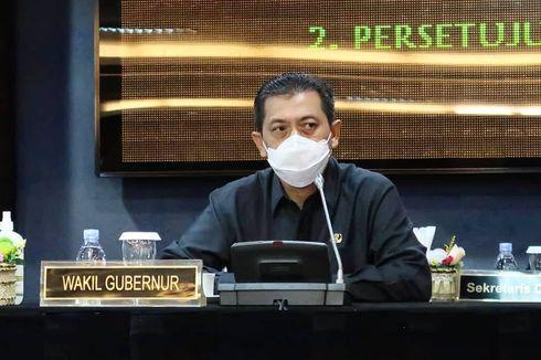 Wakil Gubernur Kalimantan Timur Positif Terinfeksi Covid-19