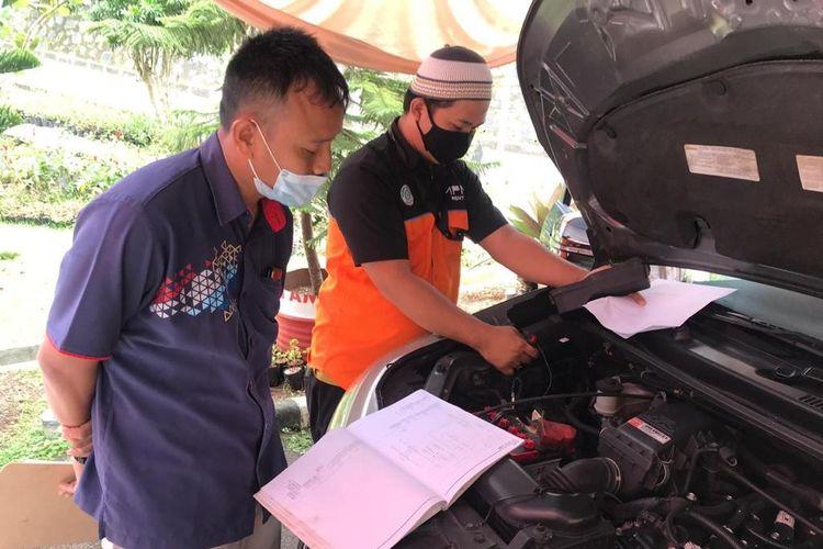Training mekanik MPMRent bersama Daihatsu