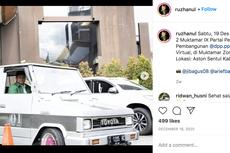 Cerita Wagub Jabar Pakai Kijang Doyok, Kerap Diusir Saat Parkir VIP