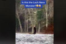 Penampakan Monster Loch Ness Tertangkap Google Earth, Begini Bentuknya...