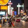 New Normal di Bangkok, Street Food Dibatasi Plastik dan Jaga Jarak