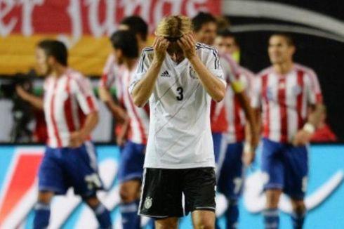 Hujan Gol Warnai Hasil Imbang Jerman Kontra Paraguay