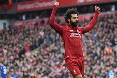 Daftar Top Skor Liga Inggris, Mohamed Salah Samai Sergio Aguero