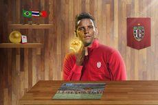 Playmaker Anyar Bali United, Terasah bersama Bintang Eropa
