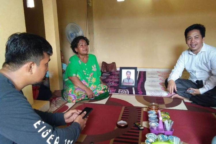 Sebelum Tewas Dikeroyok di Depan Polisi, Yus Janji Pulang Ke Polewali Untuk Ziarah ke Makam Ayahnya