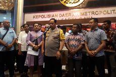 Bertemu Perwakilan Papua, Polda Metro Imbau Masyarakat Jadi Cooling System