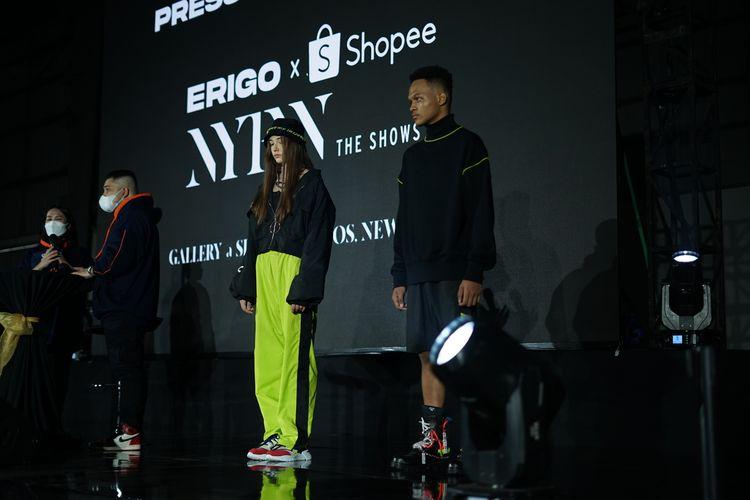 Koleksi dari lini fashion Erigo X yang lebih eksklusif dan netral gender